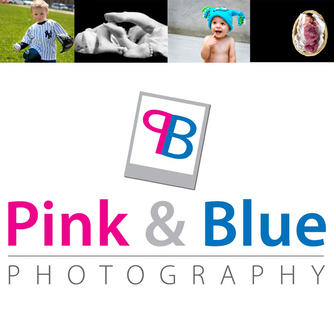 Pink and Blue Photography